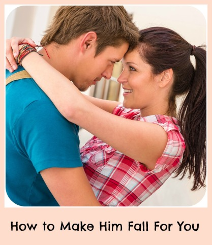 How to let man fall in love with you