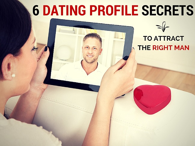 Writing a online dating profile